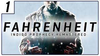 Fahrenheit: Indigo Prophecy Remastered Let's Play [Blind] Part 1 - Bathroom Murder [PC Gameplay]