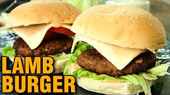 Easy Fast Recipes - Lamb Burger Recipe