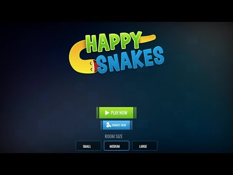 HAPPY SNAKES (Game Walkthrough)