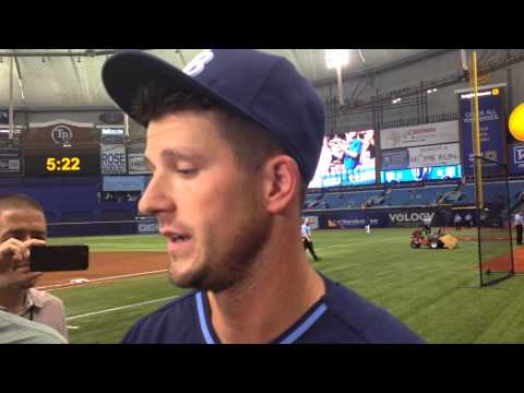 Drew Smyly Reports To The Rays