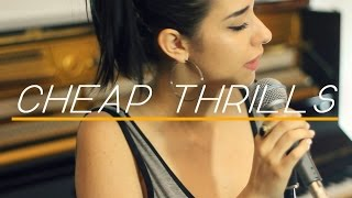 Cheap Thrills - Sia ( Cover by Luna )