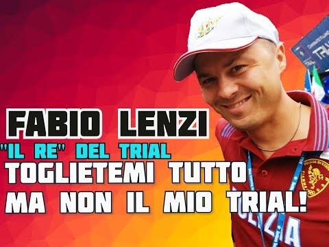 Fabio Lenzi Il Re Del Trial