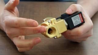Электромагнитные клапана НО, НЗ, бистабильные