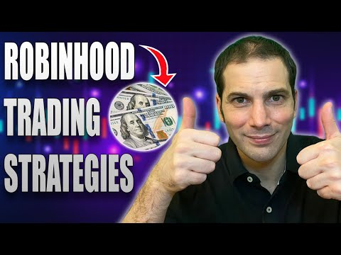 RobinHood Options Trading Strategies for Monthly Income (Beginner Tutorial)