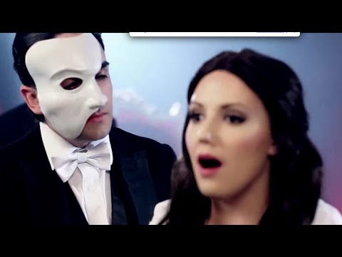 The Phantom of the Opera  VoicePlay feat Rachel Potter