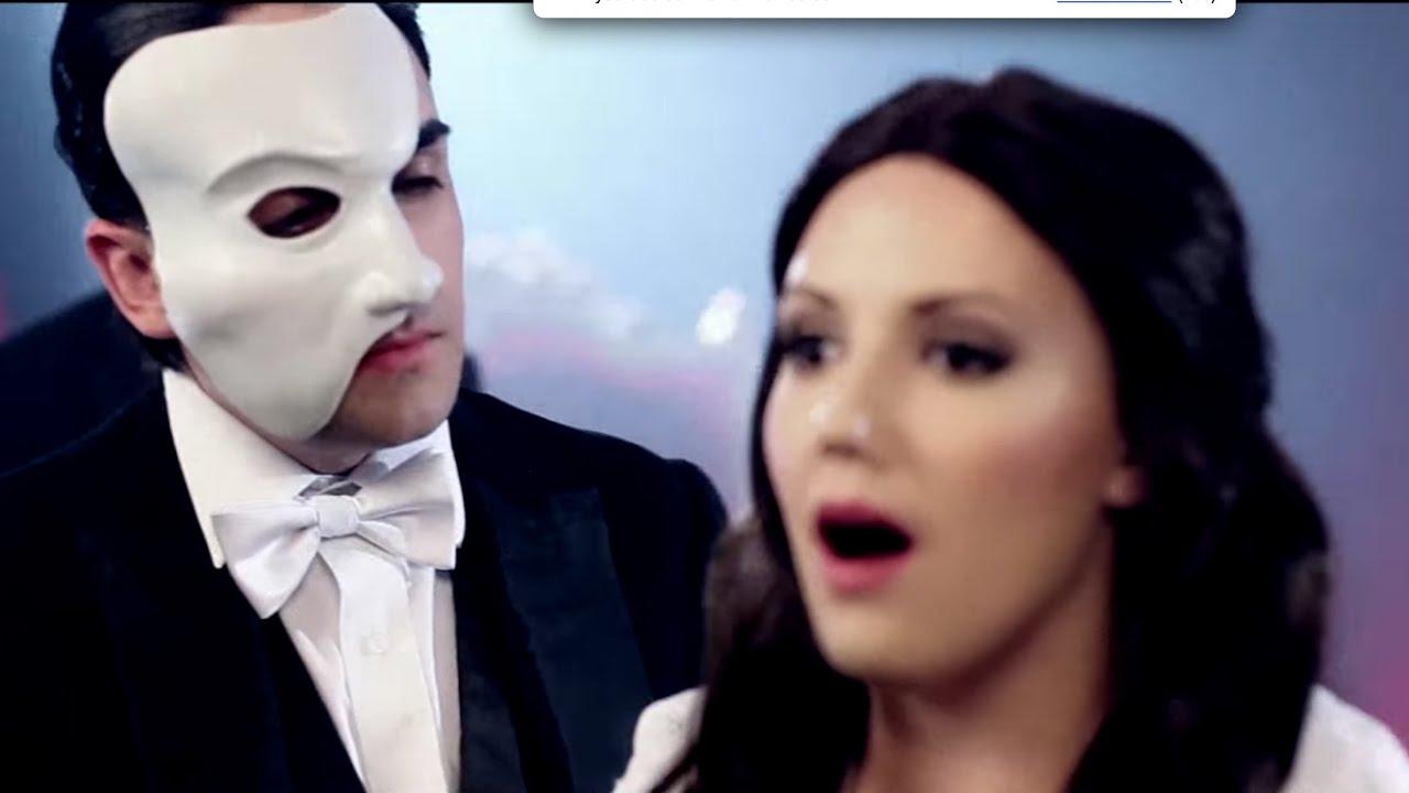 The Phantom of the Opera - (VoicePlay feat. Rachel Potter) - YouTube
