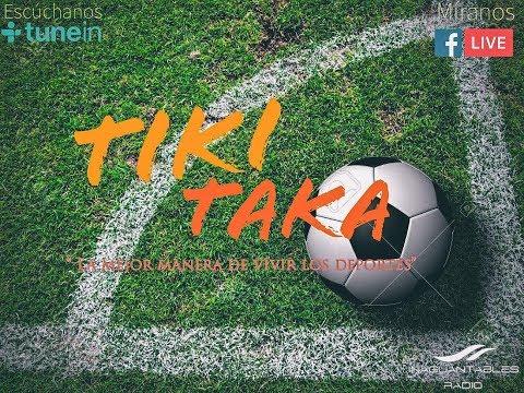 Tiki Taka - Programa 1