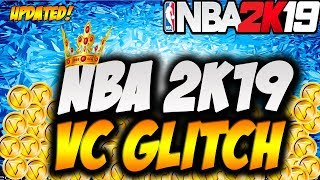 NBA 2K19 VC Glitch 100,000+ (easy)