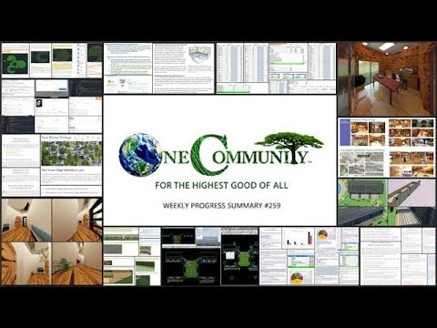 Sustainable Civilization Strategies - One Community Progress Update #259