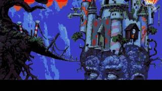 [Intro][Amiga] Castle of Dr. Brain