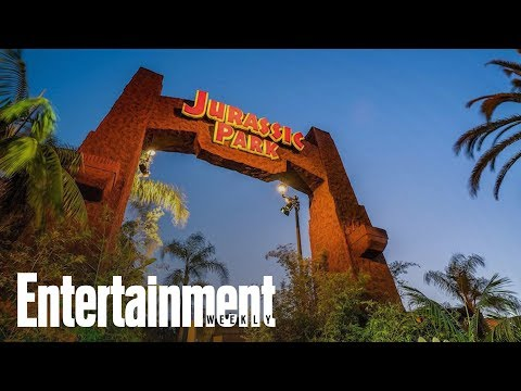 Universal Studios 'Jurassic Park' Ride Going Extinct | News Flash | Entertainment Weekly
