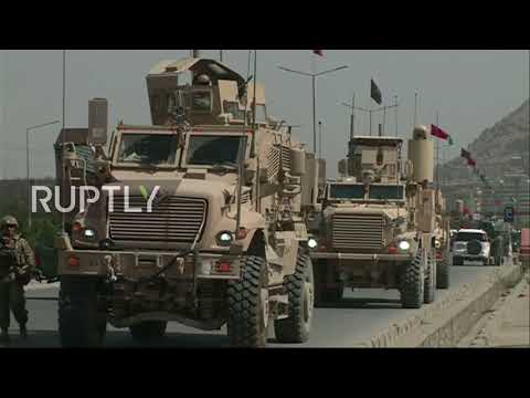 Afghanistan: Three injured after car bomb attack on Danish NATO convoy in Kabul