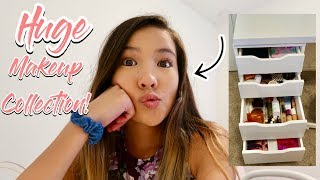 My Makeup Collection!! || 14 Year Old