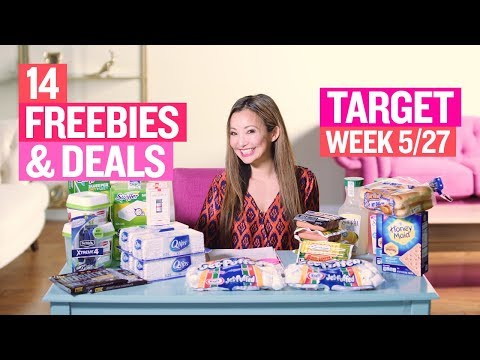 ★ 14 Target Coupon DEALS & FREEBIES...