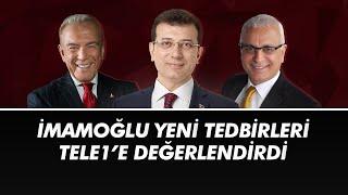 İmamoğlu: İstanbul 3 Haftalık Tecrite Hazır - Demokrasi Arenası Özel (3 Nisan 2020)