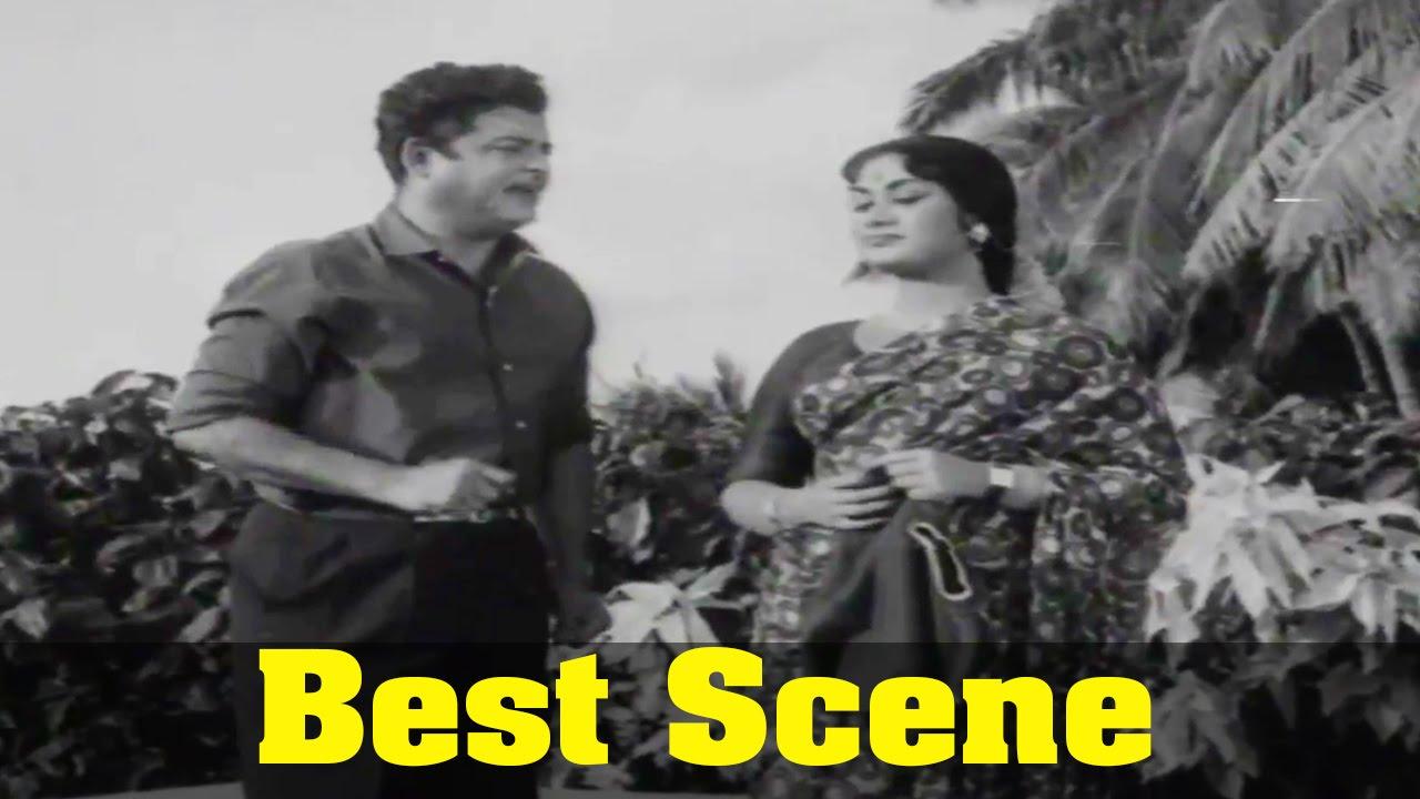 Poojaikku Vandamalar Tamil Full Movie Gemini Ganesan