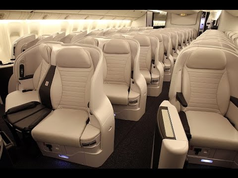 2017 Top 10 Best Premium Economy Classes on Airlines