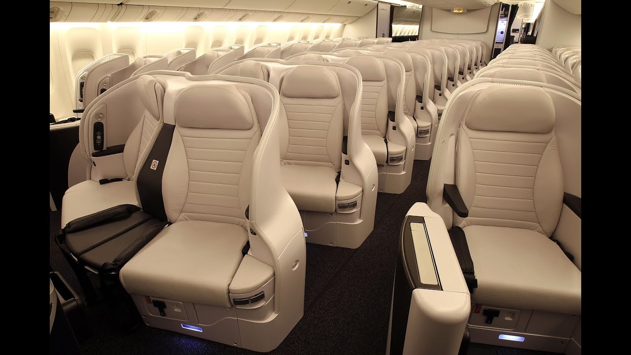 Singapore Airlines Premium Economy Makes A 16 Hour Flight Seem