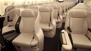 Top 10 Awards - Top 10 Best Premium Economy Classes on Airlines