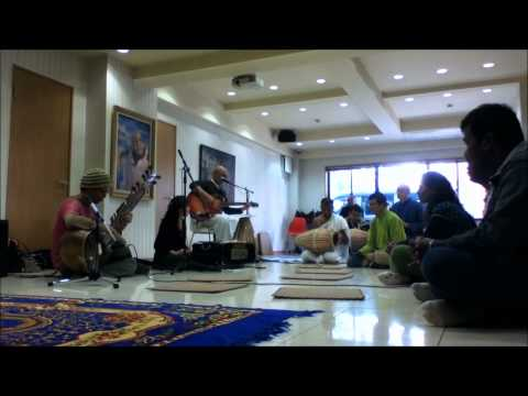 Sunday Bhajan @ ISKCON Japan 20121118