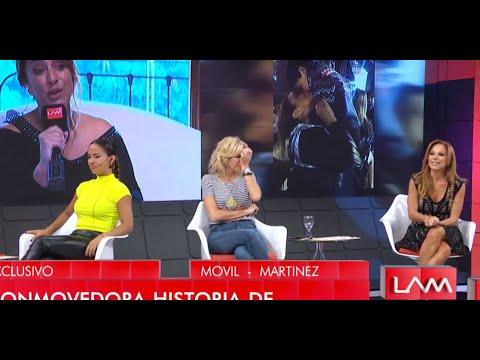 Lourdes Sánchez y Yanina Latorre se quebraron por el relato de María Julia Oliván sobre su hijo