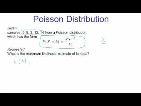 Maximum Likelihood Examples