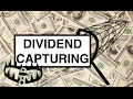 What is Dividend Capturing? | Dividend Definitions #8