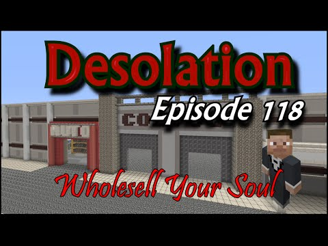 Desolation Episode 118 - Wholesell Your Soul - Minecraft XBOX One - Beancrew49