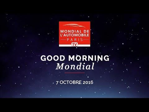 Good Morning Mondial 7 octobre 2016
