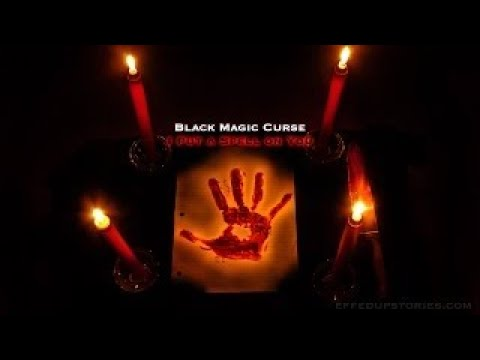 Black Magic Curse I Put a Spell on You
