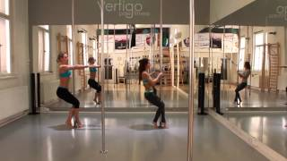 Vertigo & Dragonfly Inspiration: Total Pole Fitness Workout Vol.2