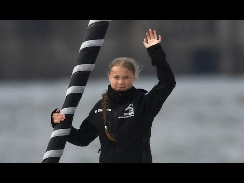 WELT THEMA: Gretas Segeltörn nach New York wird länger dauern