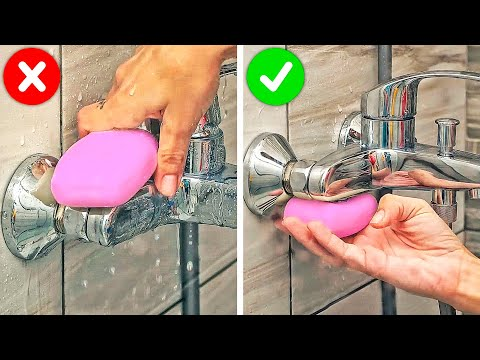 20 SOAP HACKS YOU'D WISH YOU'D KNOWN SOONER thumbnail