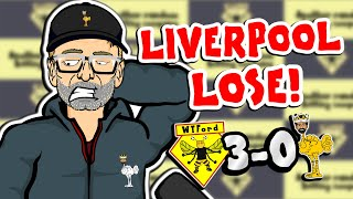 🤯Liverpool Lose! Managers React!🤯 (Watford 3-0 Liverpool)