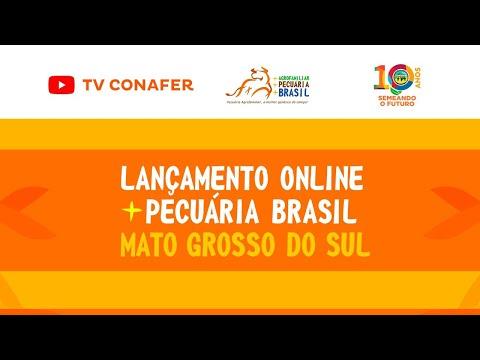 Lançamento + Pecuária Brasil no Mato Grosso do Sul
