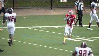 Montclair State Football Highlights vs. Lincoln (PA) - September 20, 2014