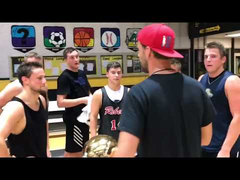 Division 6 Bound Dunkball Tournament Highlights Indianapolis 2017