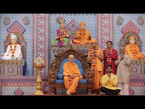 Guruhari Darshan 3-6 November 2018, Gondal, India