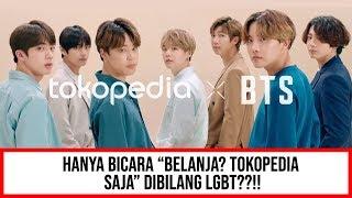 Download lagu Tidak Terima Iklan Tokopedia BTS Dituduh Ada Unsur LGBT, LAKSI Diserbu Penggemar ARMY Indonesia