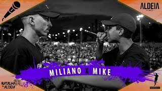 Miliano (MS) x Mike  | SEGUNDA FASE |  INTERESTADUAL ll | Barueri | SP