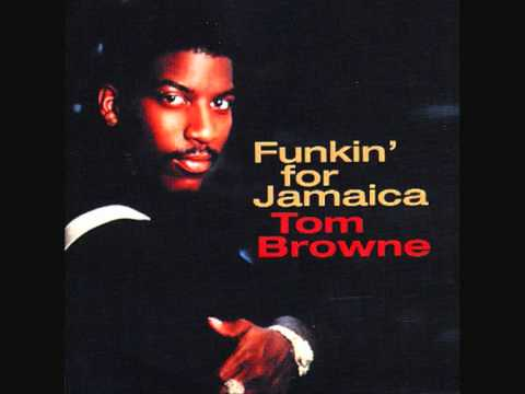 "Tom Browne  -  Funkin' For Jamaica  ( 12"" Extended Remix )"