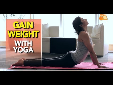 Yoga For Weight Gain | Cobra Pose | Yoga Tak
