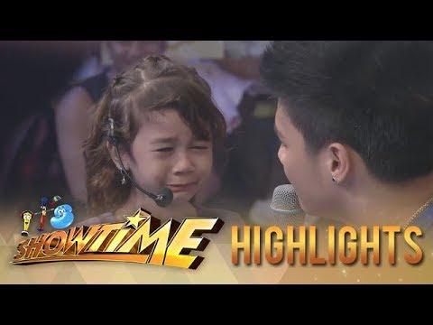 It's Showtime Mini Me 3: Ronnie makes Ella Mae Mccoy cry