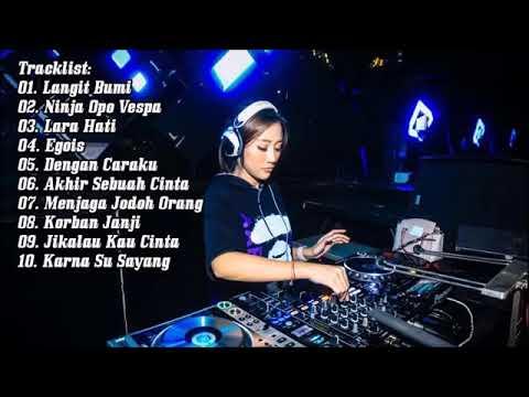 DJ WALI - LANGIT BUMI BREAKBEAT REMIX 2019 | FULL INDO TERBARU