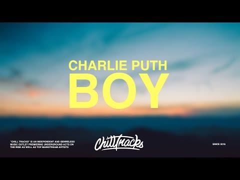Charlie Puth - BOY (Lyrics)