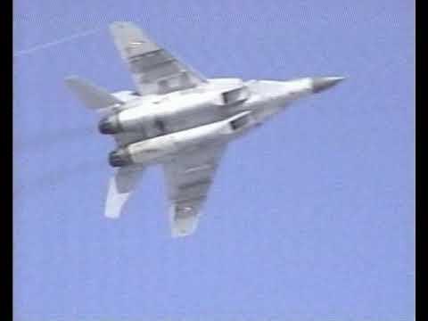 Csurgai István őrnagy Gyakorló Repülése 1997. Február 4. MH59 Szentgyörgyi Dezső Repülőezred