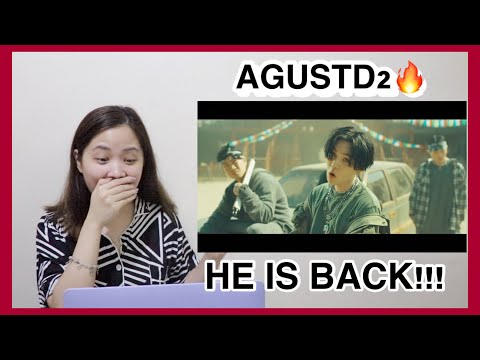 Agust D '대취타' MV REACTION VIDEO!!!🔥 HE IS BACK😱