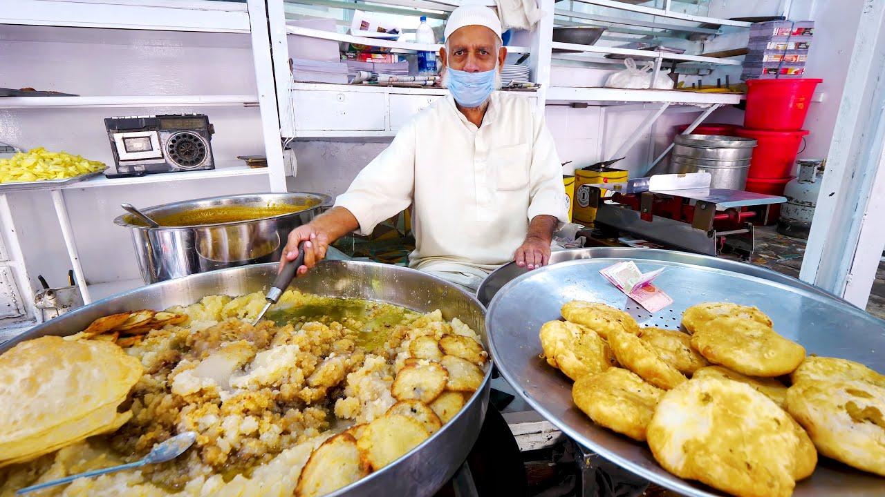 The Ultimate Lahore STREET FOOD Breakfast TOUR on Anarkali Food Street | Pakistan