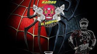 La Spiderman de Riudarenes con la Nomad 2