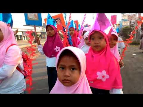 Karnaval Sambut Tahun Baru Islam Ala Warga Perumahan Griya Asri 2